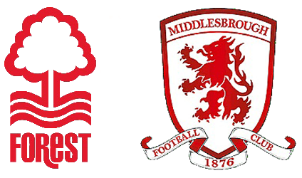 Forest v Middlesbrough